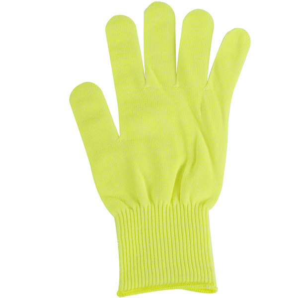 Victorinox 86300.Y PerformanceFIT 1 Yellow Cut Resistant Glove - One Size Fits Most Main Image 1