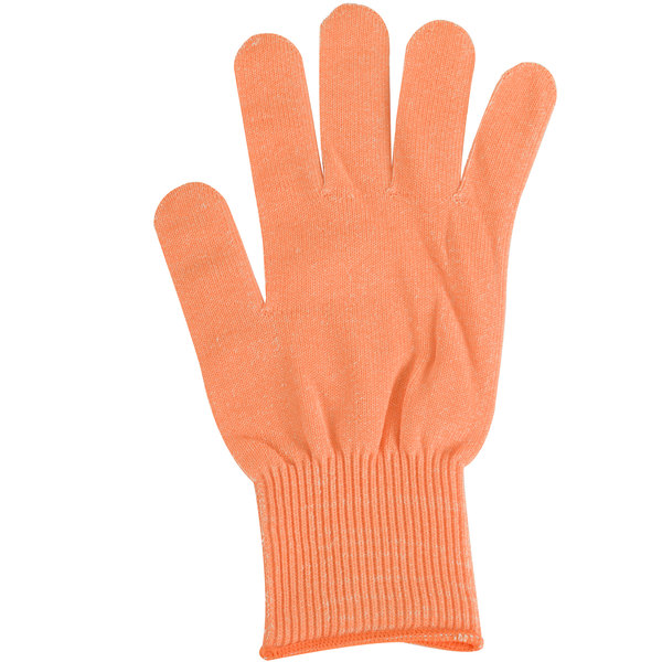 Victorinox 86300.O PerformanceFIT 1 Orange Cut Resistant Glove - One Size Fits Most