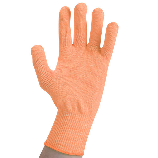 Victorinox 86300.O PerformanceFIT 1 Orange Cut Resistant Glove - One Size Fits Most Main Image 2