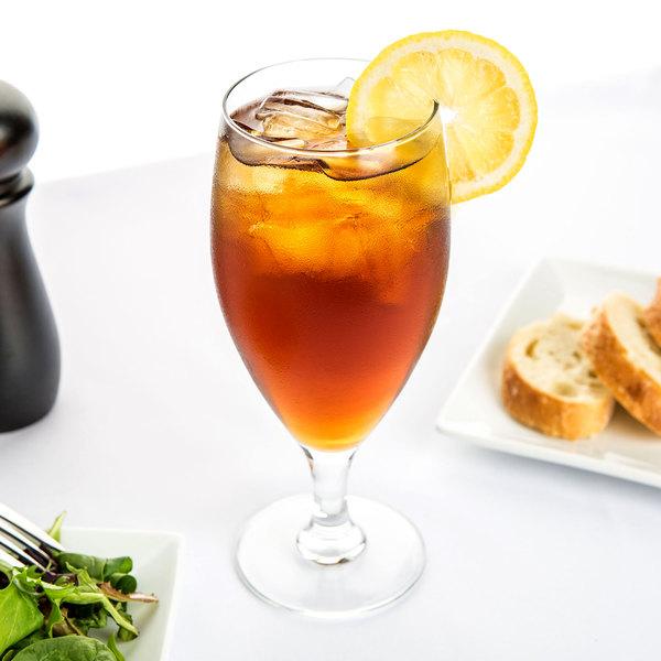 Arcoroc 12926 Excalibur 16.5 oz. Iced Tea Glass by Arc Cardinal - 24/Case Main Image 2