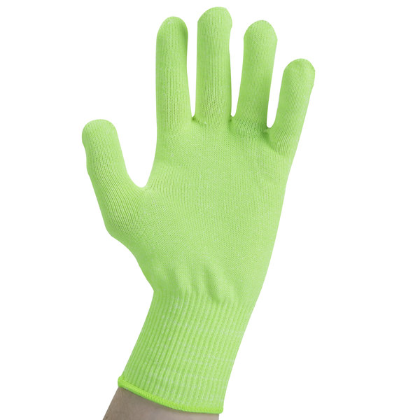 Victorinox 86300.G PerformanceFIT 1 Green Cut Resistant Glove - One Size Fits Most