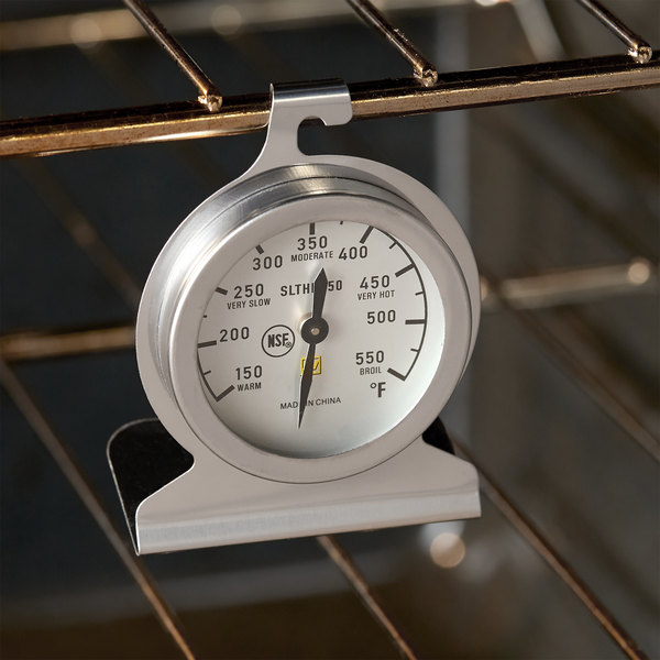 """2"""" Dial Oven Thermometer Main Image 2"""