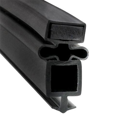 """True 810808 Equivalent Magnetic Door Gasket - 25 5/8"""" x 26 3/4"""" Main Image 1"""