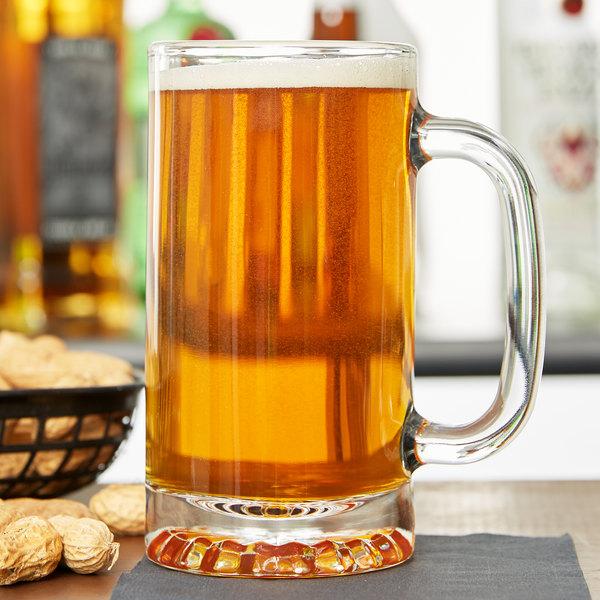 Libbey 5092 16 oz. Beer Tankard - 12/Case Main Image 7