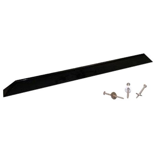 True 884900 Black Sliding Door Handle