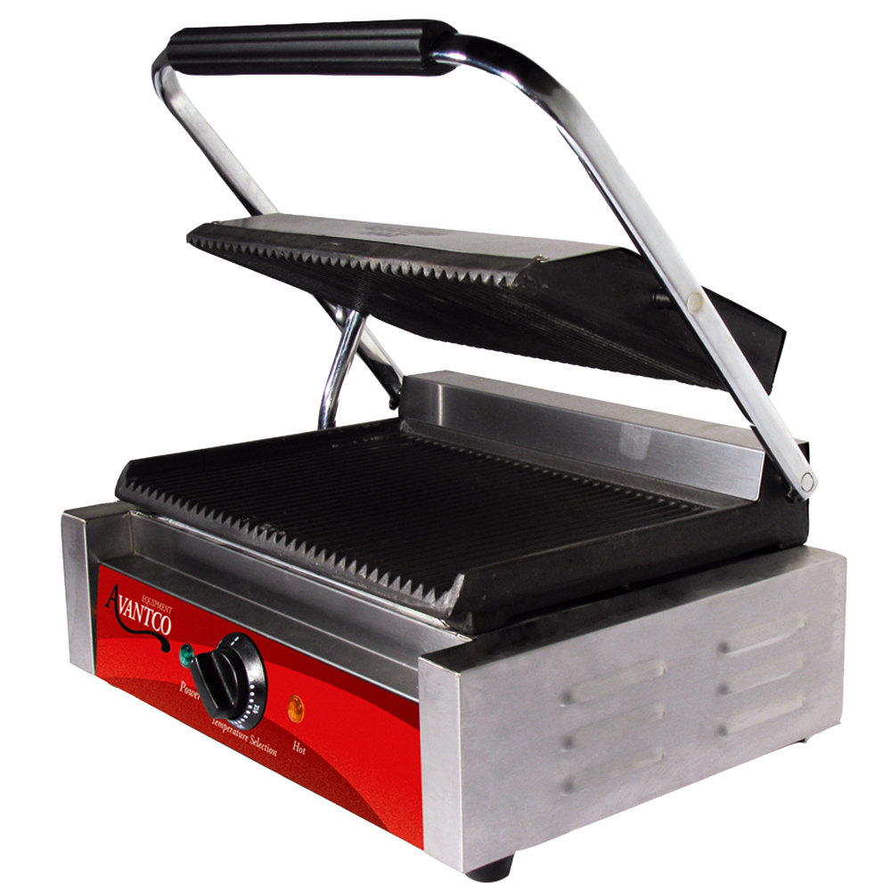 Types of Panini Grills | Panini Grill Buying Guide