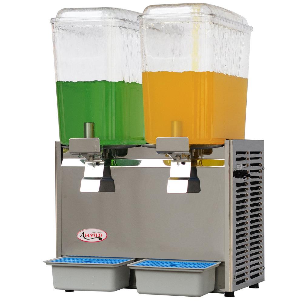 garrison water dispenser with chilled storage manual