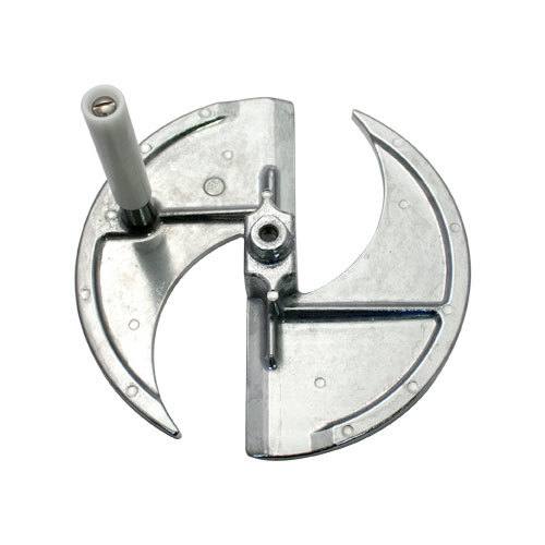 """Nemco 55267-MN 7/64"""" Fixed Plate and Handle for Easy Slicer"""