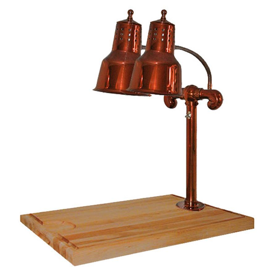 Hanson heat lamps dlm mb sc dual lamp quot