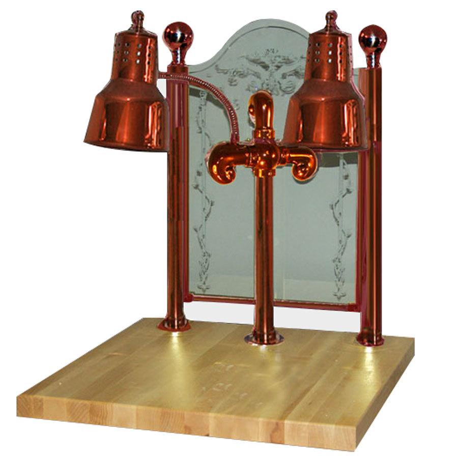 Hanson heat lamps dlm mbcc sc dual bulb quot