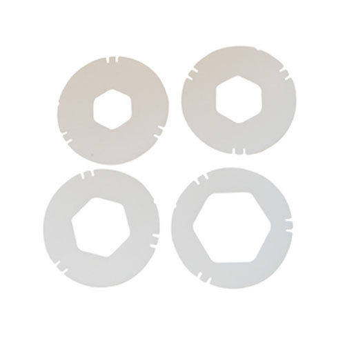 San Jamar XC2526 Replacement Gasket Kit for C2510C Deli Cup Dispensers Main Image 1