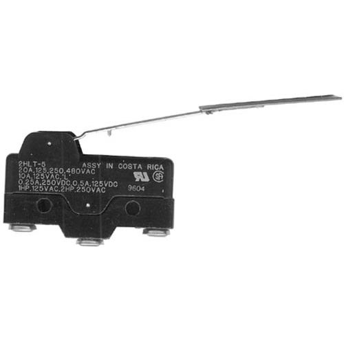 All Points 42-1715 Micro Leaf Door Switch - 20A-125/250/480V, 10A/125V