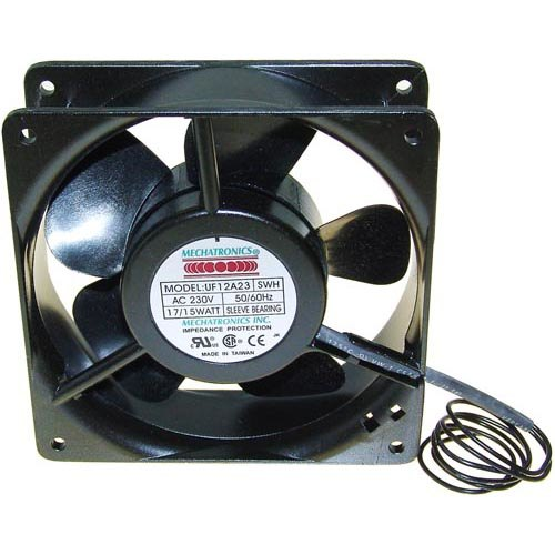 """All Points 68-1267 Axial Fan; 1 1/2""""; 230V Main Image 1"""