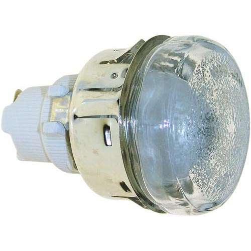 All Points 38-1467 Oven Lamp and Housing Assembly - 120V Main Image 1