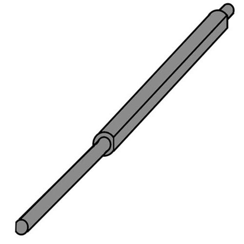 """All Points 26-3969 Front Drive Shaft - 34 13/16"""""""