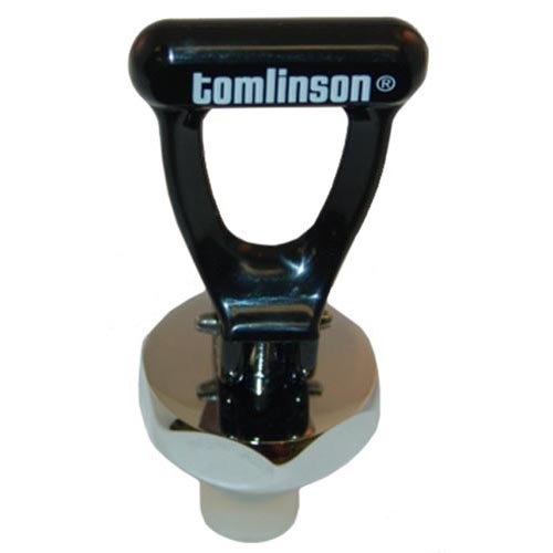 Tomlinson 1000745 Equivalent Upper Faucet Assembly with Chrome Bonnet Main Image 1