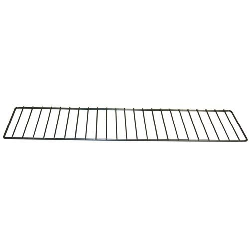 "Scotsman 02-2951-01 Equivalent 23 7/8"" X 6 7/8"" Grill for Ice Dispenser"