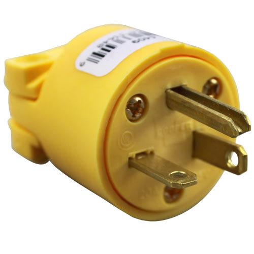 All Points 38-1318 Plug; NEMA 6-20P
