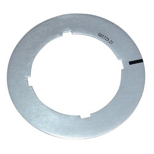 All Points 22-1403 Knob/Dial Insert; Blank with Start Mark Main Image 1