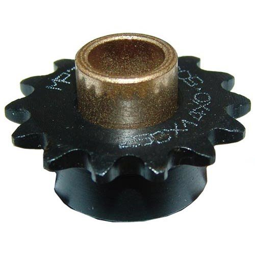 "All Points 26-2953 Idler Sprocket and Bearing Assembly - 14 Teeth, 3/8"" Hole, 1 1/4"" Diameter"