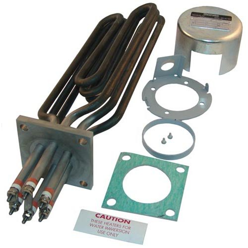 All Points 34-1013 Dishwasher Heater; 200/208V, 10000/10800W; 1 - 3 Phase Main Image 1