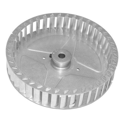 """Vulcan 14293 Equivalent Blower Wheel for Jade and Wolf Equipment - 8 1/16"""" x 1 5/8"""", Counterclockwise"""