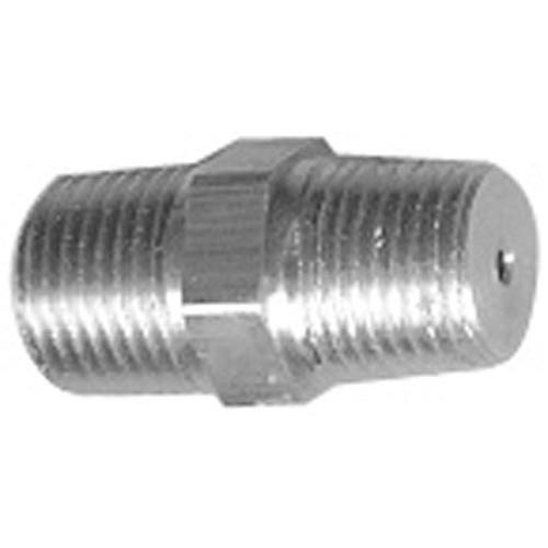"""All Points 26-3935 Bypass Orifice; #62; Natural Gas; 1/8"""" MPT Thread"""