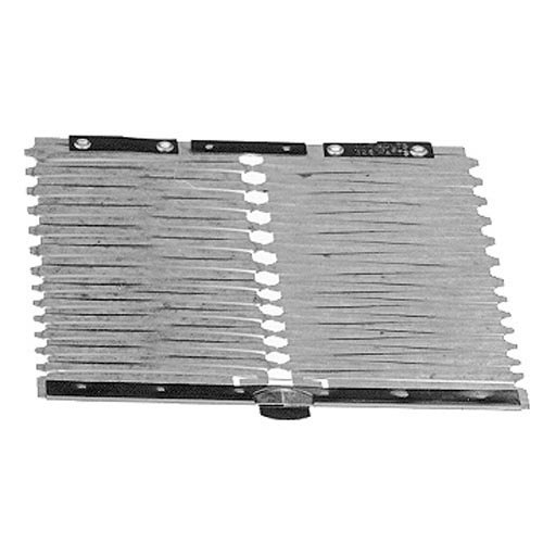 """All Points 34-1101 Toaster Element; 120V; 328W; 5 1/2"""" x 5 1/8"""" Main Image 1"""