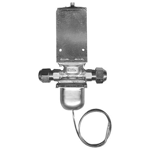 """All Points 56-1355 Water Regulator Valve for Ice Machines - 3/8"""" Flare Fittings Main Image 1"""