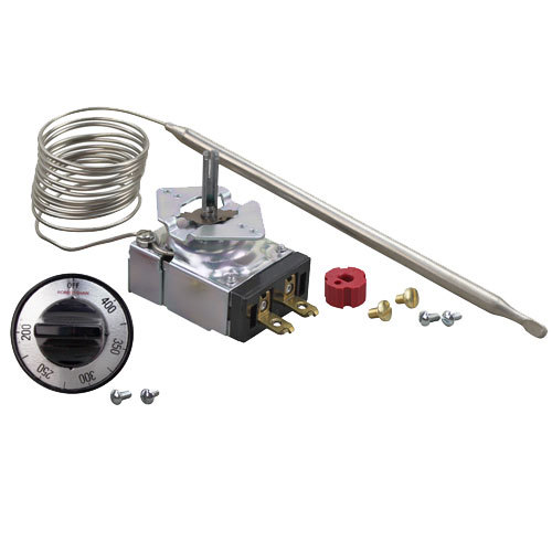 """All Points 46-1147 Thermostat; Type S; Temperature 200 - 400 Degrees Fahrenheit; 60"""" Capillary"""