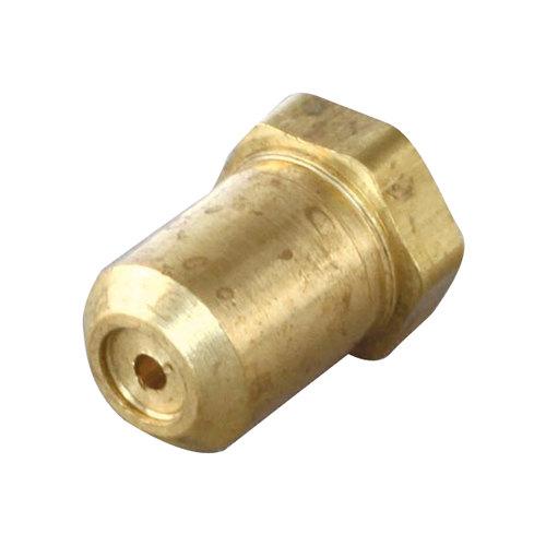 """Jade Range 460209000 Equivalent Burner Valve Hood Orifice; #45; 3/8""""-27 Thread"""