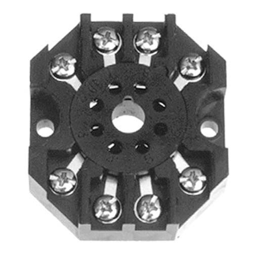 Southbend 1170334 Equivalent 8-Pin Socket Base
