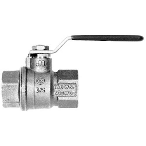 """All Points 52-1131 Gas Shut-Off Valve; 1 1/4"""" Gas In / Out Main Image 1"""
