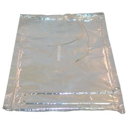 """Hatco 02.05.204.00 Equivalent Foil Blanket Warmer Element; 120V; 150W; 11 1/2"""" x 19"""" Main Image 1"""