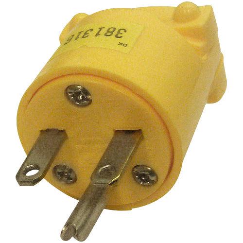 All Points 38-1316 Plug; NEMA 6-15P