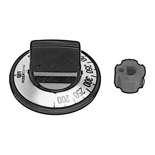 """All Points 22-1128 2"""" Thermostat Dial Kit (Off, 200-550) Main Image 1"""