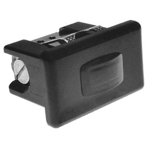 "Market Forge Oct-05 Equivalent Snap-In Signal Light; 5/8"" x 1 1/4""; Red; 250V"