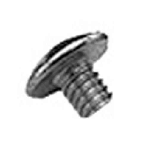 "Delfield SEP90141 Equivalent Stainless Steel 8-32 x 3/8"" Truss Head Screw"