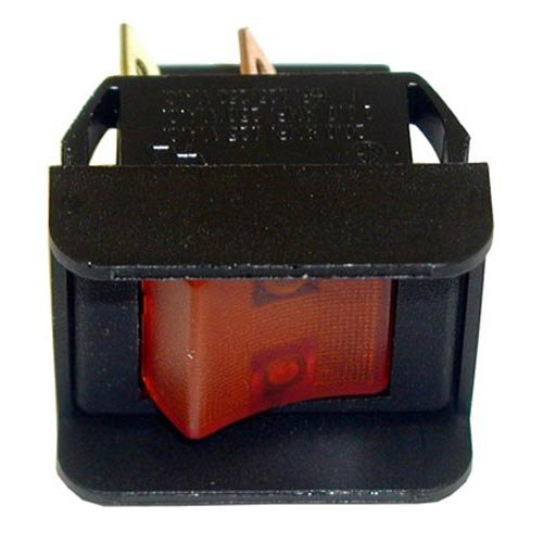 All Points 42-1439 On/Off Lighted Rocker Switch - 20A/125V, 16A/250V