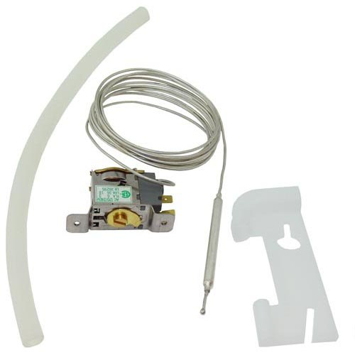 "Ranco A10-9758 Equivalent Ice Machine Bin Thermostat; 84"" Capillary Main Image 1"