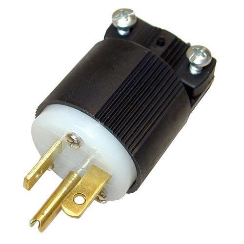 All Points 38-1272 Plug; NEMA 6-20P Main Image 1