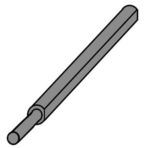 """All Points 26-3964 Rear Drive Shaft - 17 13/16"""" Main Image 1"""