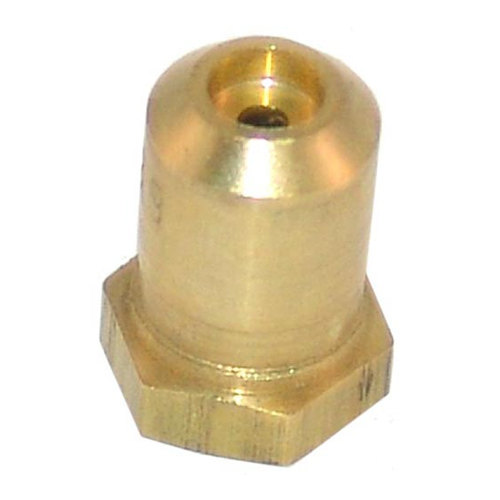 "American Range A29000 Equivalent Brass Hood Orifice; #39; Natural Gas; 3/8""-27 Thread; 1/2"""