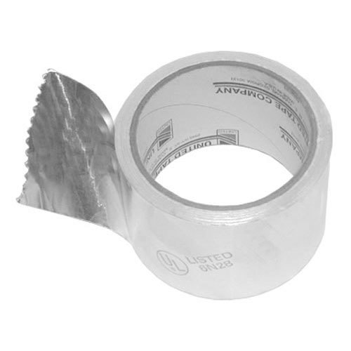 "All Points 85-1132 Aluminum Foil Tape; 2 1/2"" x 180' Main Image 1"