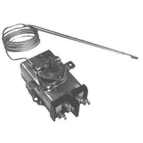 "Garland / US Range 1102798 Equivalent Thermostat; Type: D1/D18; Temperature 100 - 450 Degrees Fahrenheit; 42"" Capillary Main Image 1"