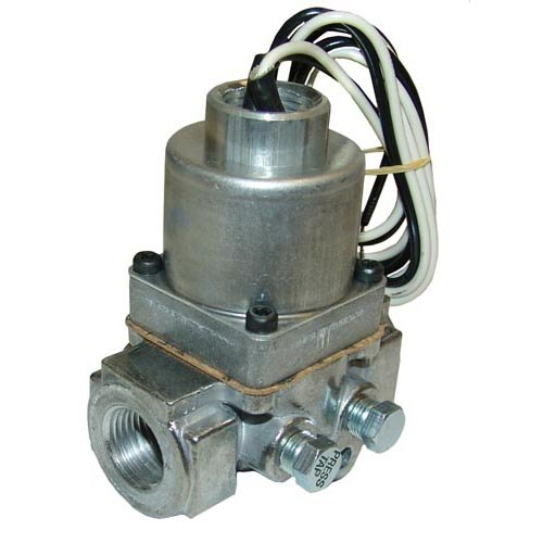 """All Points 54-1160 Gas Solenoid Valve; 1/2"""" FPT; 120V Main Image 1"""