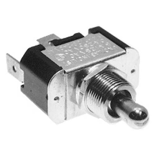 All Points 42-1621 On/Off/Momentary On Toggle Switch - 10A/250V, 15A/125V Main Image 1