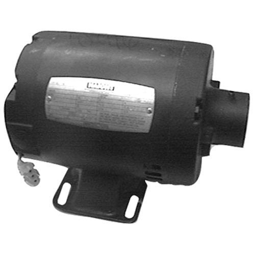 Frymaster 8073686 Equivalent 1/3 hp Fryer Filter Pump Motor - 115/230V Main Image 1
