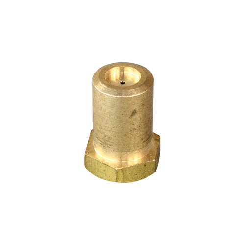 "All Points 26-1123 Hood Orifice; #63; Liquid Propane; 3/8""-27 Thread; 1/2"""