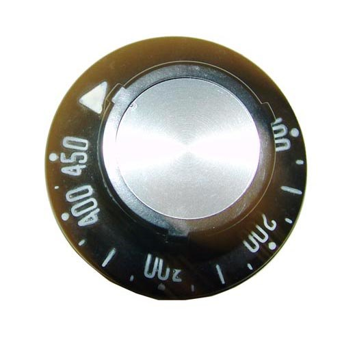 "All Points 22-1211 2 1/2"" FDS Griddle Thermostat Dial (100-450)"
